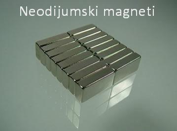 neodijumski magneti